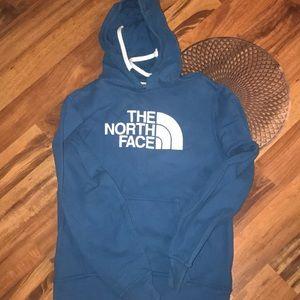 Men's Sz S North Face Hoodie Sweatshirt!!